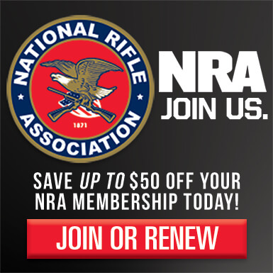 Join the fight. Join the NRA.